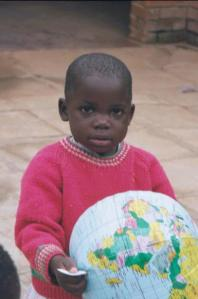 My wife, Michelle, took this photo at the Old Mutare Orphanage in 1999.